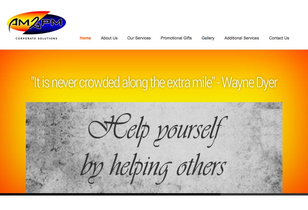 AM2PM - website design services