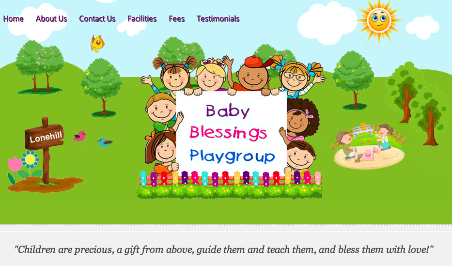 Baby Blessings Playgroup